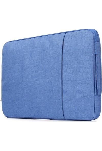 Yukka 15'' Açık Mavi Laptop ve Tablet Çantası