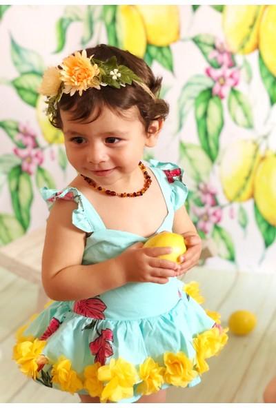Ipek Kehribar Sertifikalı Kehribar Bebek Diş Kolyesi