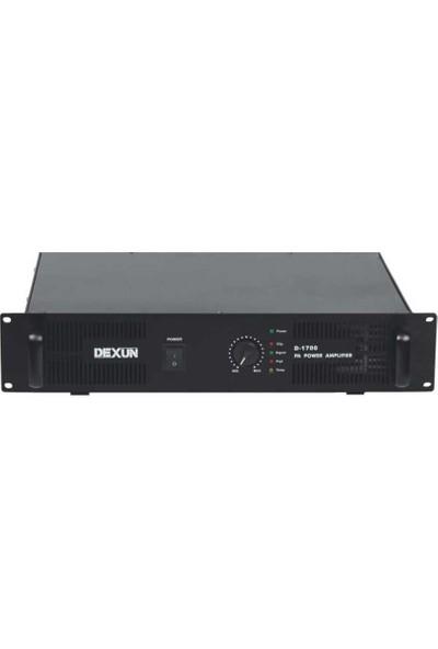 Dexun D-1700 650W Power Anfi