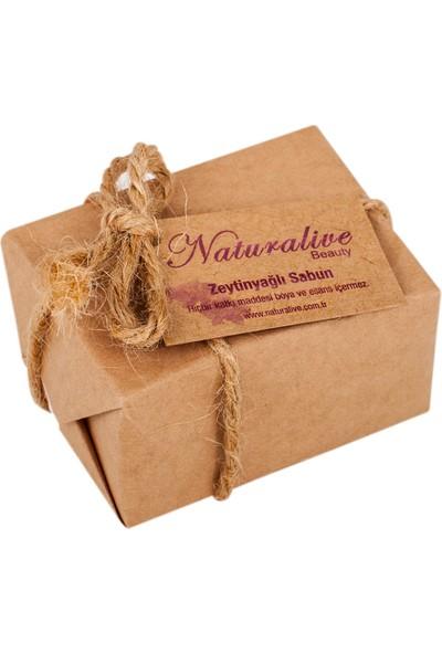 Naturalive Zeytinyağlı Sabun - 120GR - Naturalive