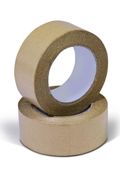 Tek Kağıt Bant Boya Maskeleme Bandı 38 mm x 40 Metre