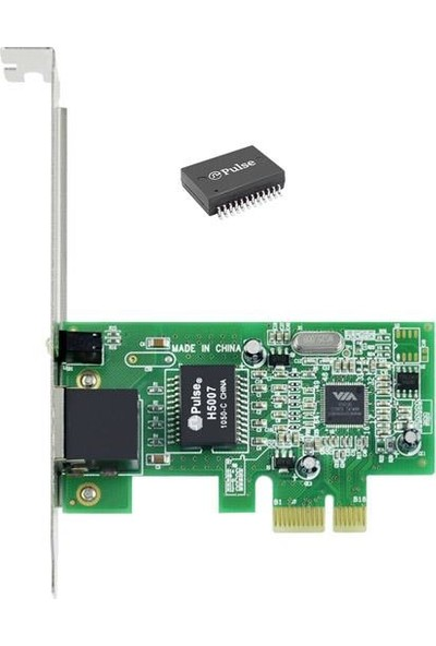Molix MX3210 Pcı-E Express 10/100/1000 Gigabit Ethernet Lan Ağ Kartı