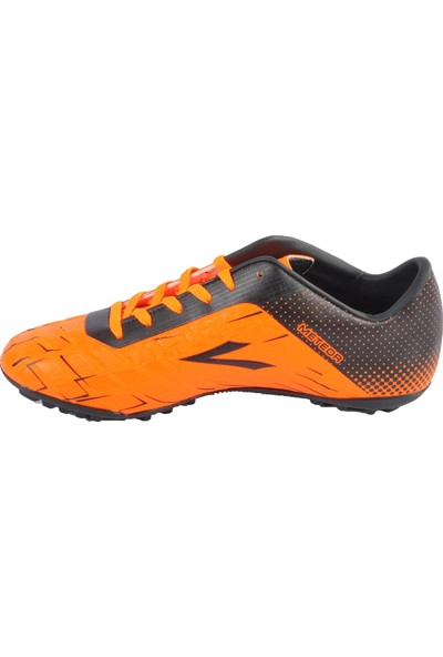 Lig Turuncu-Siyah Halı Saha Ayakkabı