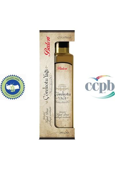 Balen Çörekotu Yağı 250 ml (Cold Press Nigella Seed Oil)