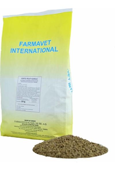Farmavet Fertil Pelet Garlic Besi Danası Sakinleştirici