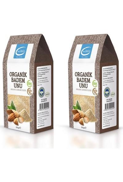 The Lifeco Organik Badem Unu 2 x 250 gr