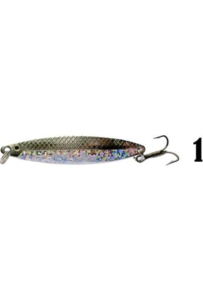 Fladen Nidingen 18GR Lüfer Kaşığı (Gümüş)