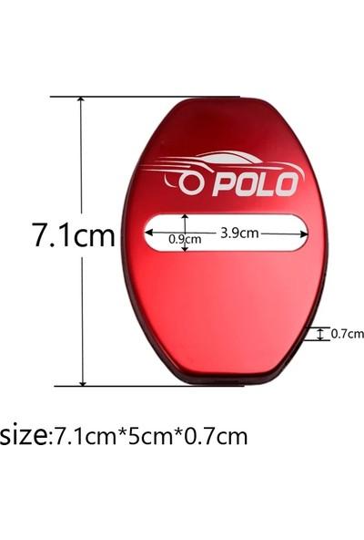 OEM Vw Polo Kapı Kilidi Kapağı (4'lü)