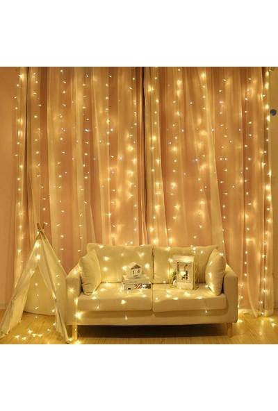 Kullan At Party Kullanatparty Gün Işığı Perde LED 2x2 mt