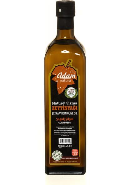 Adamnatura Erken Hasat Premium Quality Sızma Zeytinyağı 1 Lt