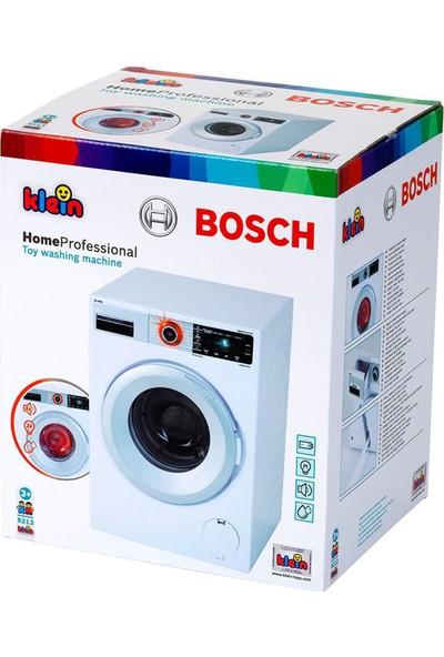 Klein Toys Bosch Oyuncak Sesli Işıklı Çamaşır Makinesi