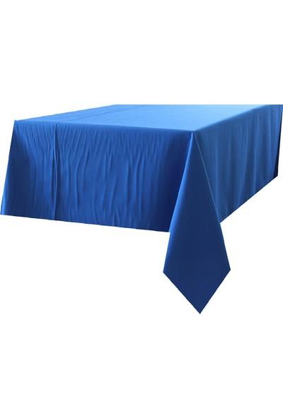 Derinteks Duck Mavi Dertsiz Masa Örtüsü 110 x 140 cm