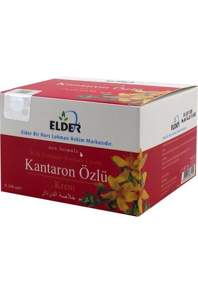 Elder Kantaron Yağı Özlü Krem 100 ml