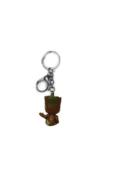 Modaroma Baby Groot Anahtarlık