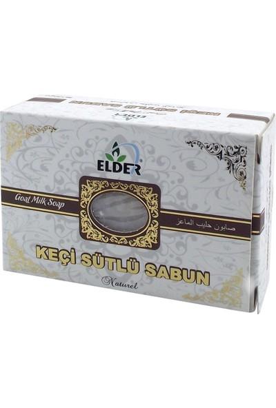 Elder Keçi Sütlü Sabun 130 gr