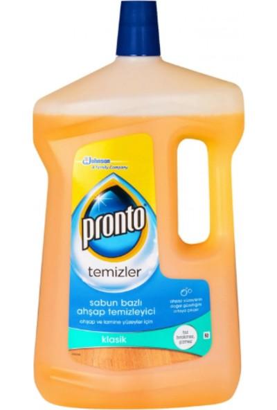 Pronto Sabun Bazlı Ahşap Temizleyici Klasik 2500 ml