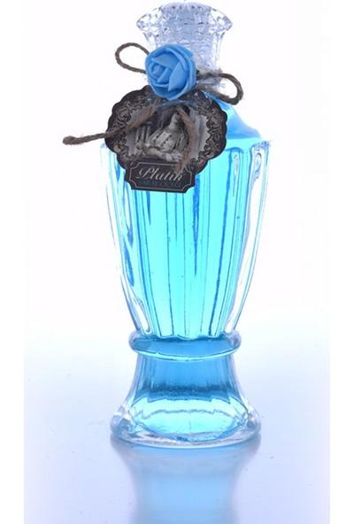 Platin Hürrem 350 ml Cam Şişe Saray Çiçeği Kolonyası
