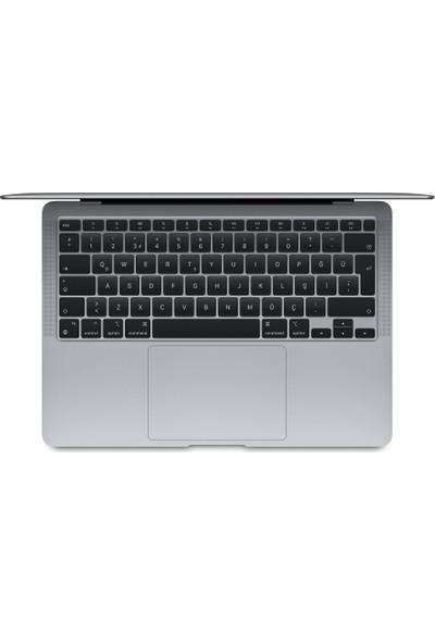 "Apple Macbook Air M1 Çip 8GB 256GB macOS 13"" QHD Taşınabilir Bilgisayar Uzay Grisi MGN63TU/A"