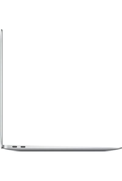 """Apple Macbook Air M1 Çip 8GB 256GB macOS 13"""" QHD Taşınabilir Bilgisayar Gümüş MGN93TU/A"""