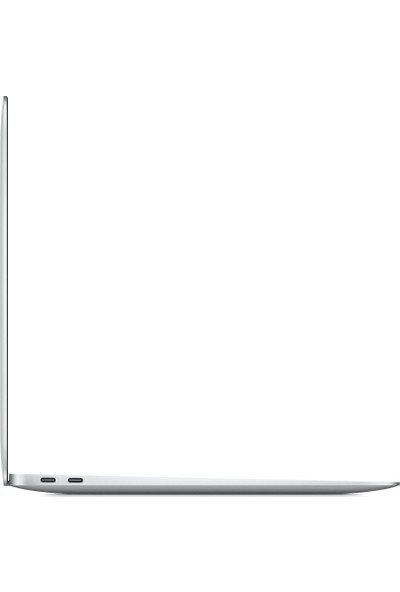 """Apple Macbook Air M1 Çip 8GB 512GB macOS 13"""" QHD Taşınabilir Bilgisayar Gümüş MGNA3TU/A"""