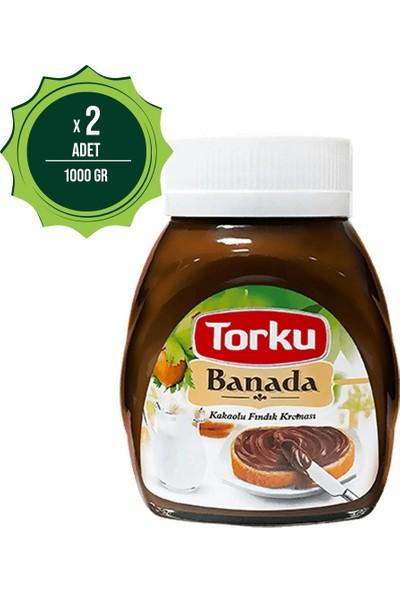 Torku Banada Cam Kase 1 kg x 2