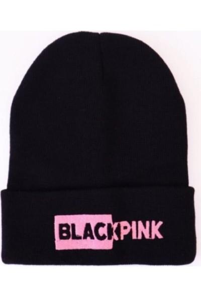 Blackpink Baskılı Bere Blackpink Bere Kışlık