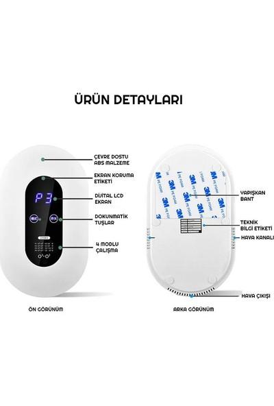 Exeo O3 Taşınabilir Ozon Jeneratörü Hava Temizleyicisi