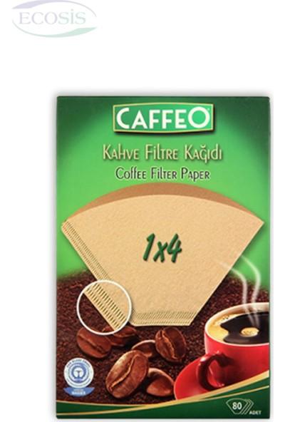 Caffeo Kahve Filtre Kağıdı 1x4