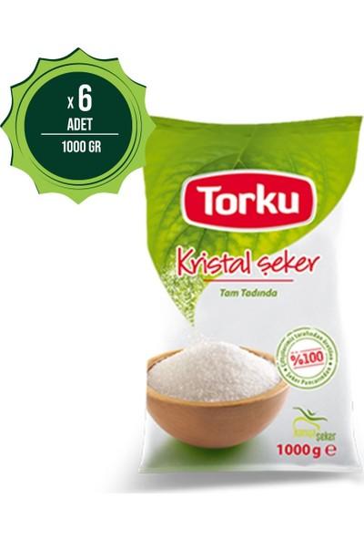 Torku Toz Şeker 1 kg x 6
