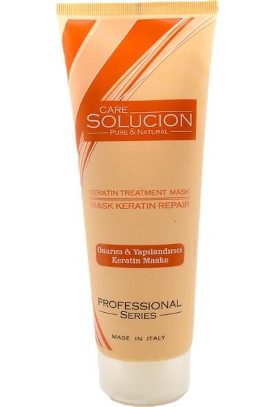 Solucion Saç Maskesi 250 ml Keratin Treatment
