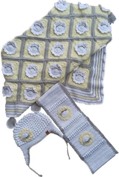 Yuny Kuzulu Battaniye Sarı