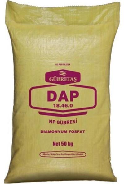 Gübretaş 18.46.0 Diamonyum Fosfat Toz Gübre - 1 kg