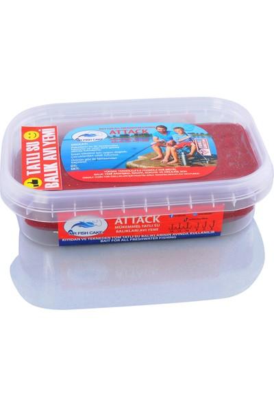 Mr Fish Cake Balik Avi Yemleri Attack Tatlı Su Balık Avı Hazır Kıvam Hamur Yem