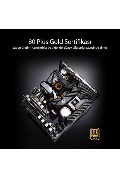Asus ROG Strix 1000G 80 Plus Gold 1000W Modüler PSU