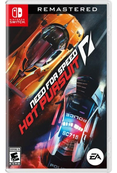 Need For Speed Hot Pursuit Remastered Nintendo Switch Oyun