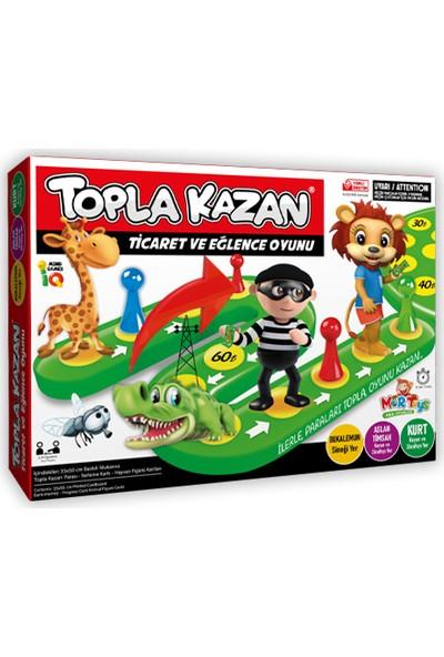 Mor Toys Topla Kazan Monopoly Oyunu