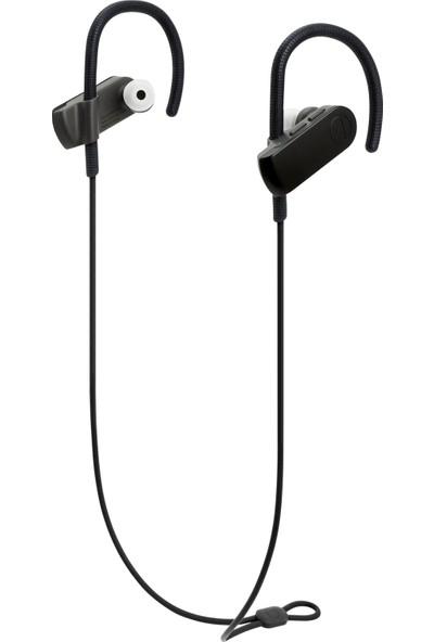 Audio-Technica SPORT50BT Bluetooth Suya Dayanıklı Spor Kulaklık-Siyah