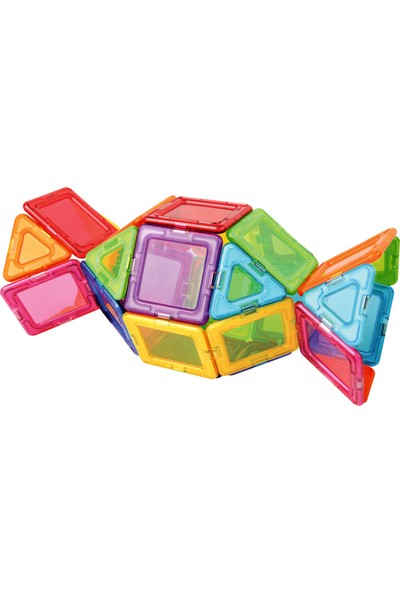 Joyce Toys Yaratıcı Mıknatıs (Magnet) 30 Parça