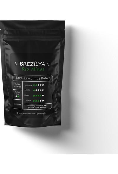 Resso Coffee Brezilya / Rio Minas (french Press) 500 gr