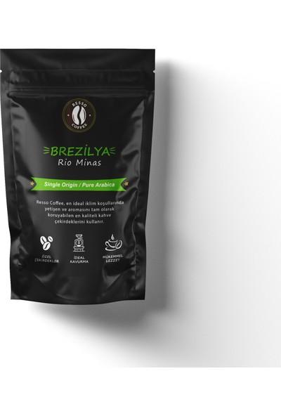 Resso Coffee Brezilya / Rio Minas (moka Pot) 250 gr