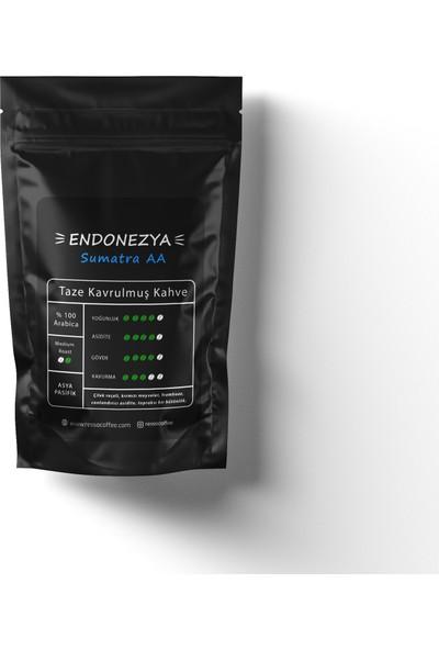 Resso Coffee Endonezya /sumatra (çekirdek) 250 gr