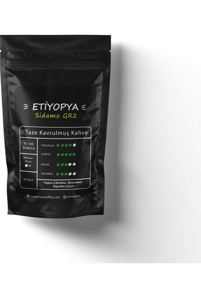 Resso Coffee Etiyopya / Sidamo Gr2 (espresso) 250 gr