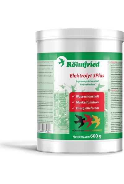 Röhnfried Elektrolyt 3plus Kombine Elektrolit Karışımı 600 G