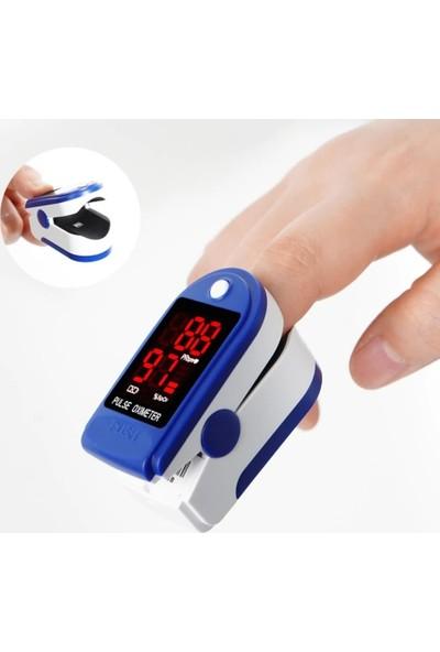 Pulse Parmak Tipi Oksimetre / Oksijen Ölçer - Nabız Ölçer