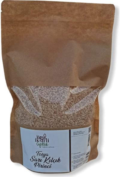 İksirli Çiftlik Tosya Sarı Kılçık Pirinç 1000 gr