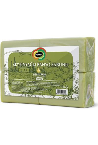 Namlı Zeytinleri Zeytinyağlı Banyo Sabunu - 800 gr