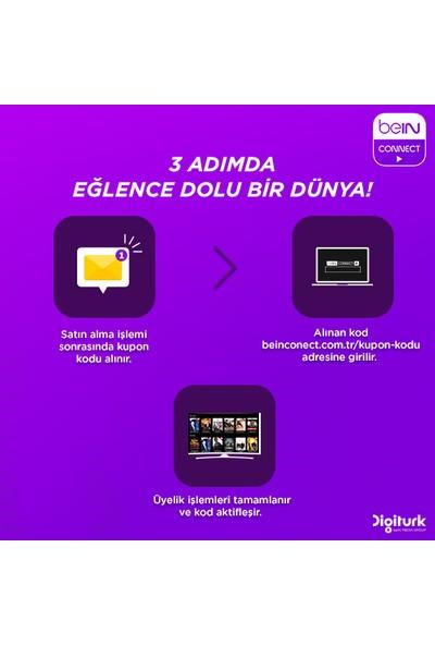 beIN Connect Süper Lig 1 Aylık Full 4 Ekran
