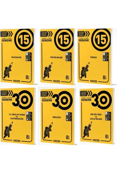 Hız Yayınları 8. Sınıf LGS Deneme Sınavları Seti Genel Deneme