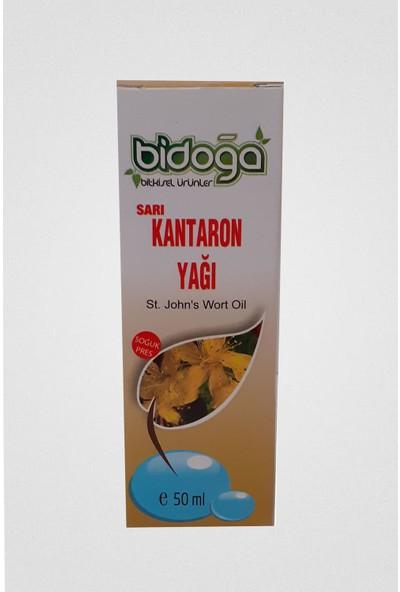 Bidoğa Sarı Kantaron Yağı 50 ml