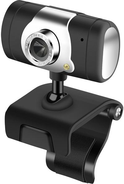 Hxsj A847 480 P Webcam Manuel Odak Bilgisayar Kamera (Yurt Dışından)